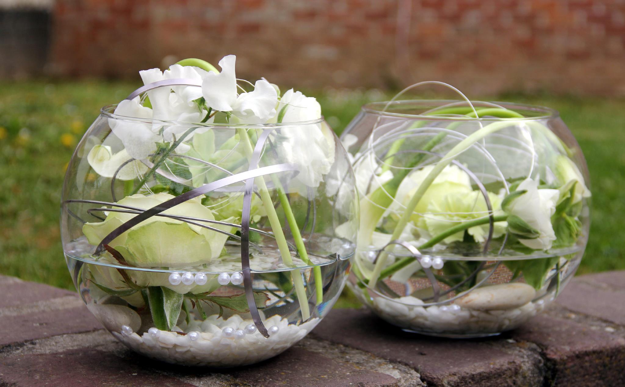 D coration de mariage fleur d 39 o - Decoration mariage fleur ...