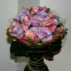 Bouquet romantique 3 © Fleur d'Ô 2016