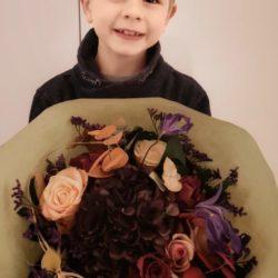 Bouquet rond Fleur d'Ô 2020